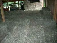 We have over 5000 bales of green mixed grasses 42 ish