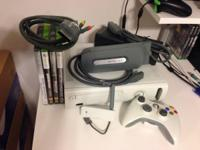 For sale is a very first generation Xbox 360. It is in