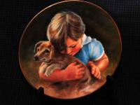 First Hugs by Marian Flahavin. This single plate is