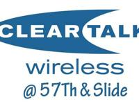 Cleartalk Wireless on Slide is giving you First Month
