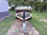 84 mark twain runs good looks good 170 HP inboard new