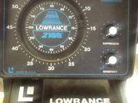 Lowrance portable fish/depth finder  System 2000