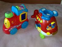 I WANT TO SELL 1 FISHER-PRICE LEARNING ABC
