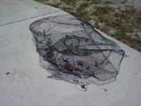7 Fish traps $15.00 a piece or $100.00 for all. Checkem