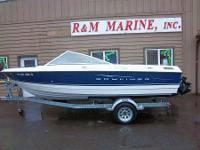 2008 Bayliner Discovery BR This is a nice boat here,