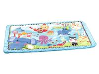 Super-sized jumbo mat featuring the adorable Discover