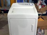 We have a Fisher & Paykel Gas Dryer for sale. It was