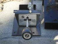Fisher Snow Plow, Old Style valve/controls. sell for