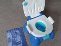 Fisher-Price 3-in-1 Royal Step Potty / Step Stool /