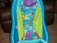 Fisher-Price - 3-Stage Aquarium Bath Tub. Good