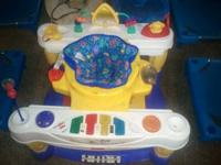i have a Fisher-Price Little Superstar Step N' Play