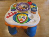 For sale - 1 Fisher Price Laugh and Learn Food Colors