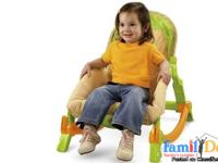 Fisher-Price rocker is a perfect grow-with-baby rocker