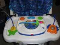 For sale is a Fisher-Price Aquarium Healthy Care High