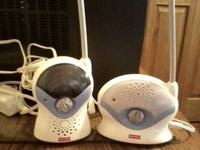 FISHER PRICE BABY MONITOR NURSERY BASE WITH 1 PARENT