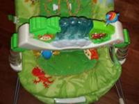 Absolutely adorable, Fisher Price Baby Seat, very good