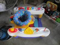 Fisher Price Baby Walker Bouncer Activity Interactive