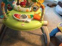 Fisher Price Bouncy Jumperoo $40 Practically new. Only