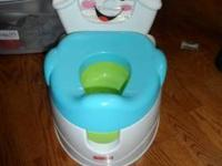 "Fisher Price ""Cheer for me"" Potty Trainer Makes"