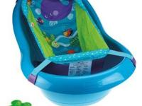 I am selling a Fisher-Price Infant Tub. The tub is in