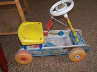Fisher Price Creative Coaster $15.00.  This item and