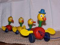 Gabby Goofies #775 1956-60 $35.00 (duck family) Heads
