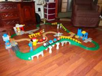 Fisher Price Geo Trax Lot. This is used but is in good