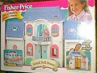 Description: The Grand Doll House is a grand house