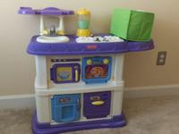 "Selling my daughter's Fisher Price ""Grow with Me"""