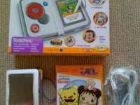 Like New Fisher Price IXL Learning System-Silver!