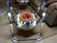 Selling off a good condition Fisher Price Jumperoo