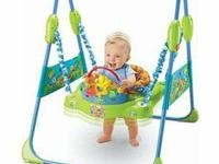 Fisher Price Jumperoo in superb problem. Missing side