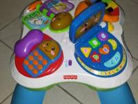 Fisher Price Laugh and Learn $15 Call/Text