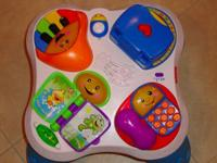 Fisher Price Activity Table Very Clean & Like New