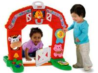 Fisher-Price Laugh & Learn Discovering Ranch (Has All