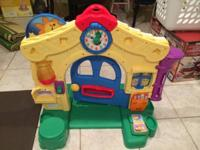 Welcome home! This is a Fisher-Price residence thats