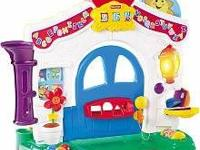 Fisher Price Laugh & Learn Learning Home. Retails