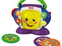 With light-up buttons, sing-along songs and classic