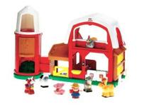 Fisher-Price Little People Animal Sounds Farm, for ages