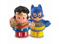 The Fisher-Price Little People DC Super Friends Figures