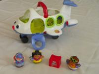 "Selling the Fisher-Price Little People ""Lil' Movers"