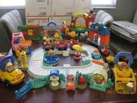 Large collection of Fisher Price Little People Play