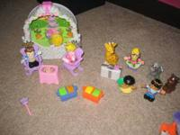 I have the Fisher-Price Little People Musical Zoo Train
