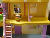 We have several Little People play sets to choose from