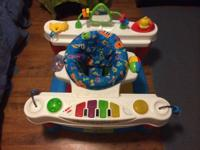 Fisher Price Little Superstar Step 'n Play Piano.