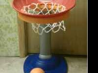 Im a selling a fisher price mini basketball hoop It is
