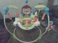 i have a precious planet jumperoo its in great shape
