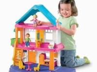 I have a Fisher Price Dollhouse with all the Extra