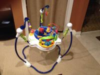 * Fisher Price Ocean Wonders Jumperoo-- Baby Jumper.