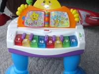 I have a gently used Fisher Price piano
